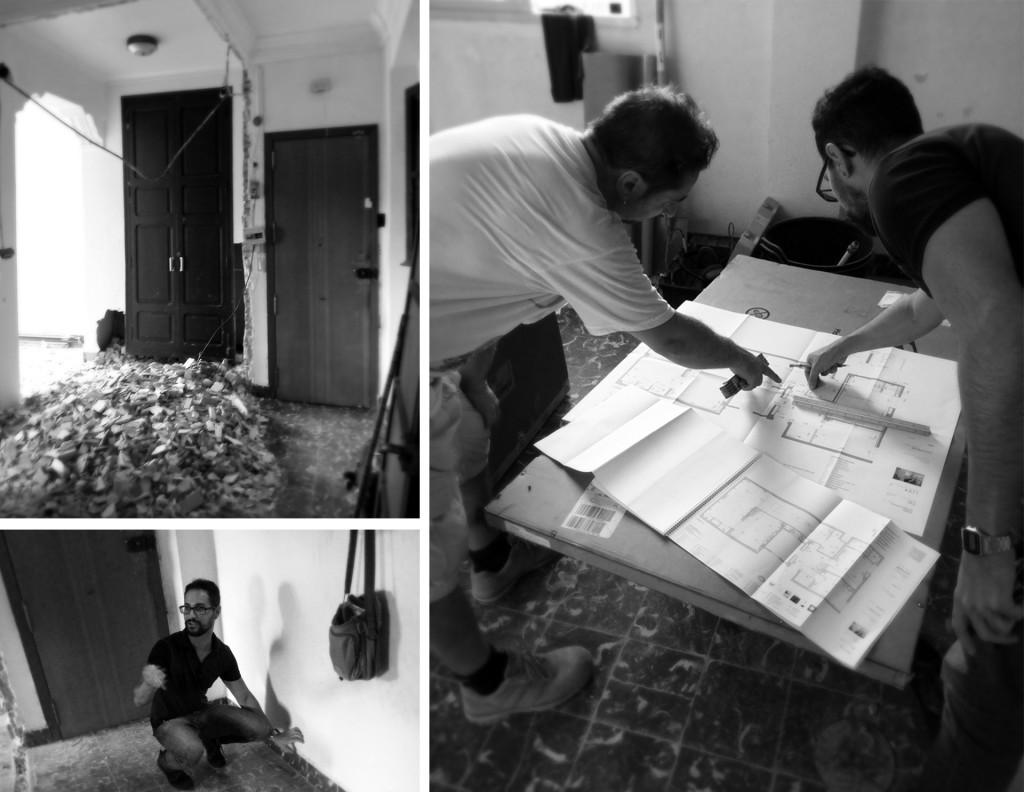 Detr s de la arquitectura un mundo en construcci n - Trabajo arquitecto valencia ...
